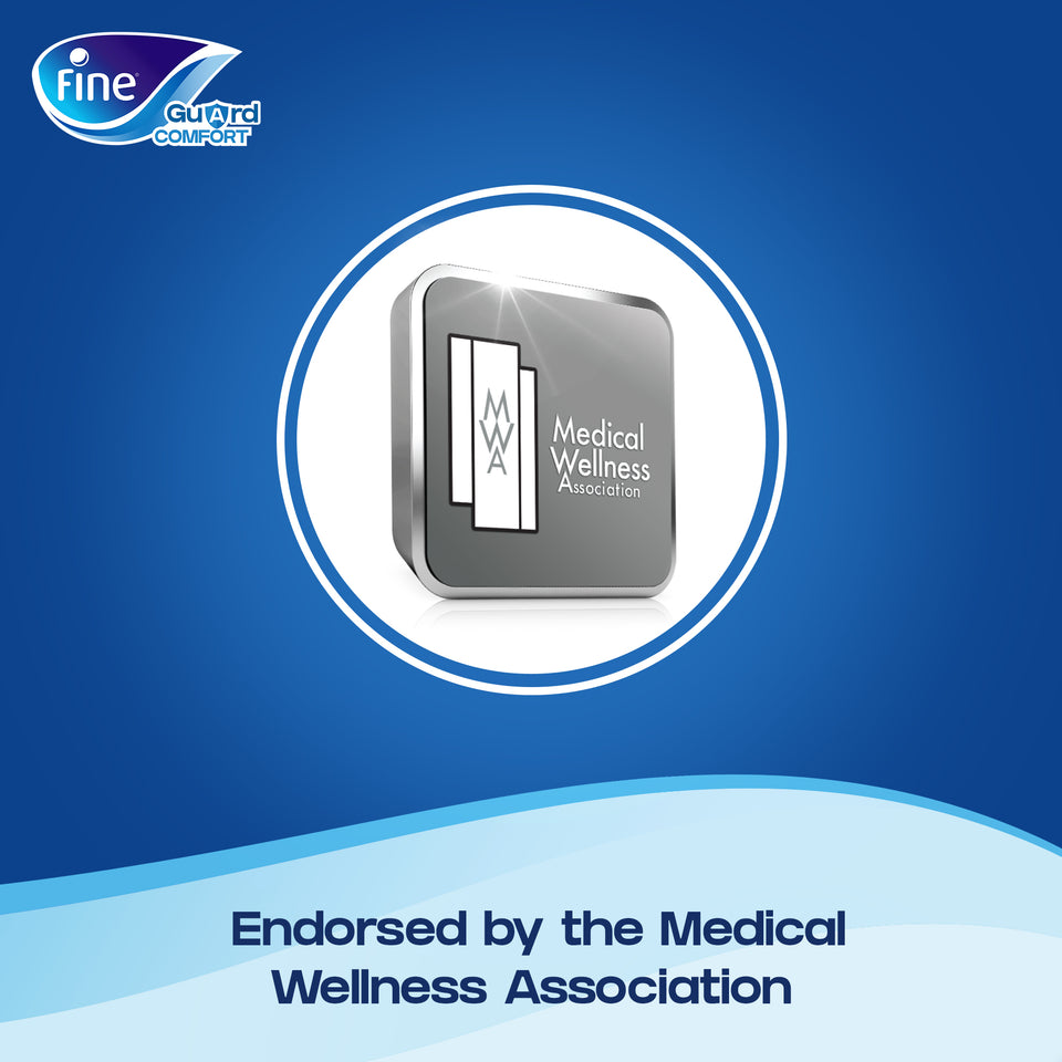Recommended by Medical Wellness Association