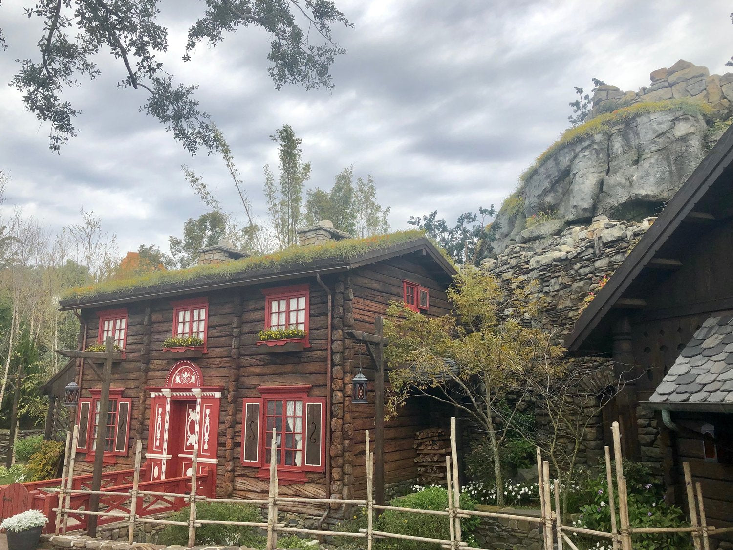 Epcot: Norway