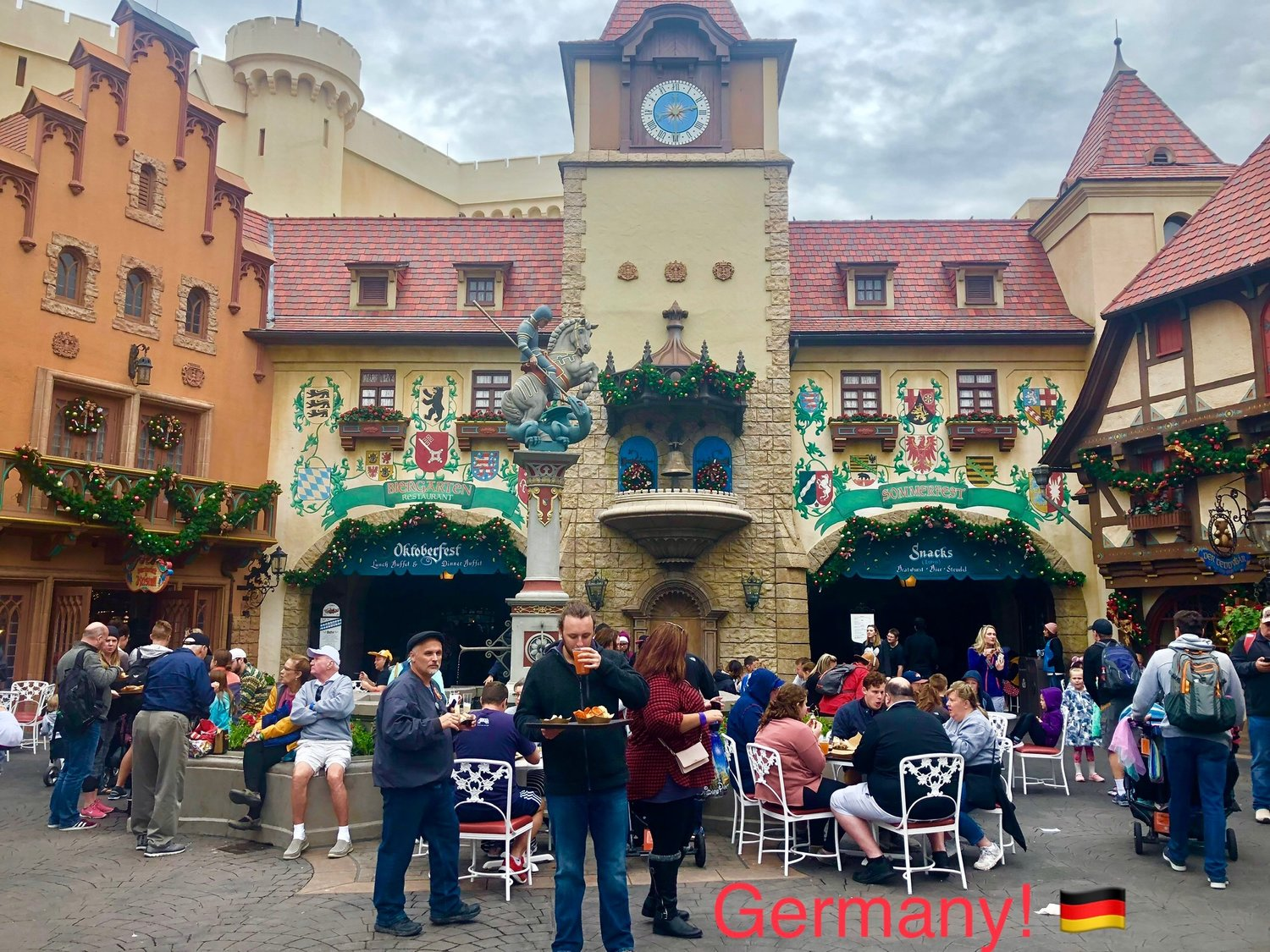 Epcot: Germany