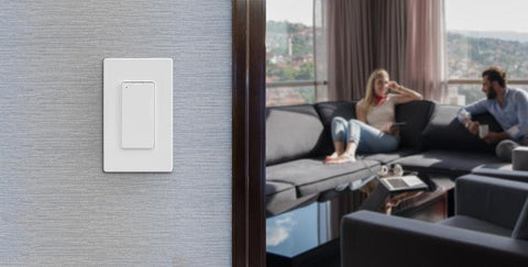 IBRIGHT Smart On/Off Switch