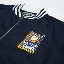 Load image into Gallery viewer, Chicago All Stars 1933 Baseball Jacket - Navy