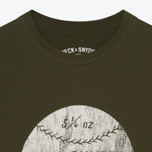 Load image into Gallery viewer, Baseball Tee - Khaki