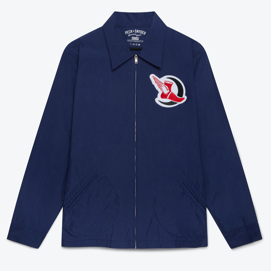 Crescent Athletics Running Club Coach Jacket