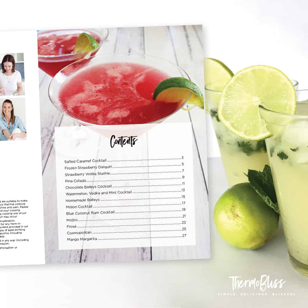 Thermomix Cocktails EBOOK