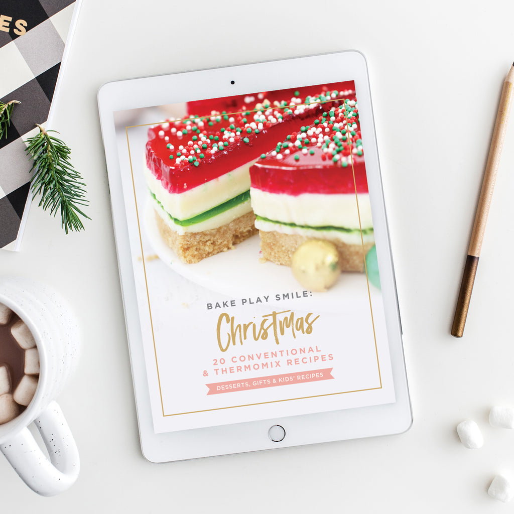 Bake Play Smile Christmas eBook