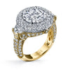Kamara Diamond Bridal Ring Style 18RGL006541DCZ