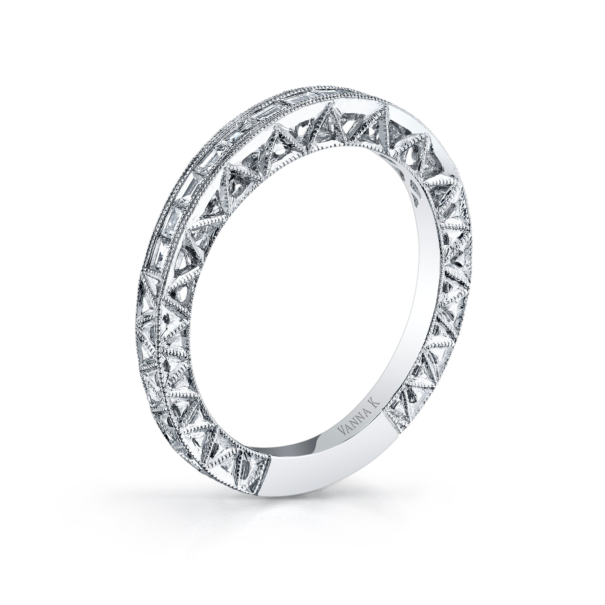 Kamara Diamond Bridal Ring Style 18BND00126