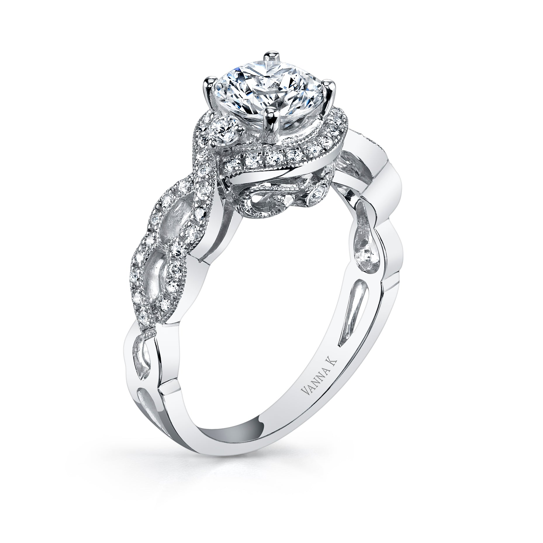 Kamara Diamond Bridal Ring Style 18R797DCZ