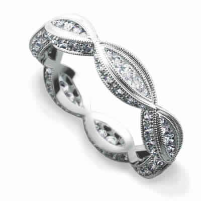 Kamara Diamond Bridal Ring Style 18BND02951