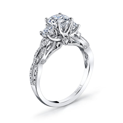 Kamara Diamond Bridal Ring Style 18RGL00629DCZ