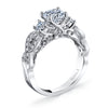 Kamara Diamond Bridal Ring Style 18R964DCZ