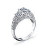 Kamara Diamond Bridal Ring Style 18R963DCZ