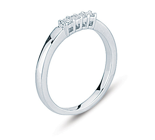 Kamara Diamond Bridal Ring Style 18BND00026