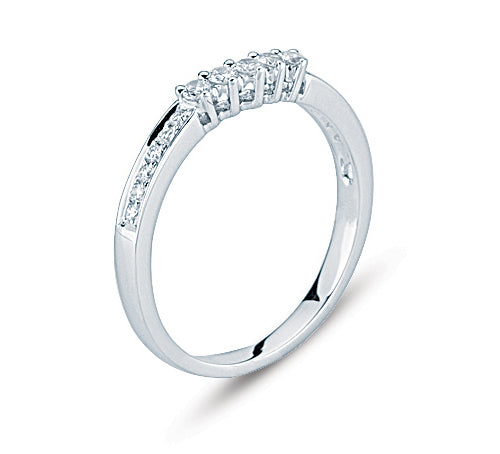 Kamara Diamond Bridal Ring Style 18BND00059