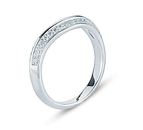 Kamara Diamond Bridal Ring Style 18BND00066