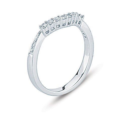 Kamara Diamond Bridal Ring Style 18BND00083