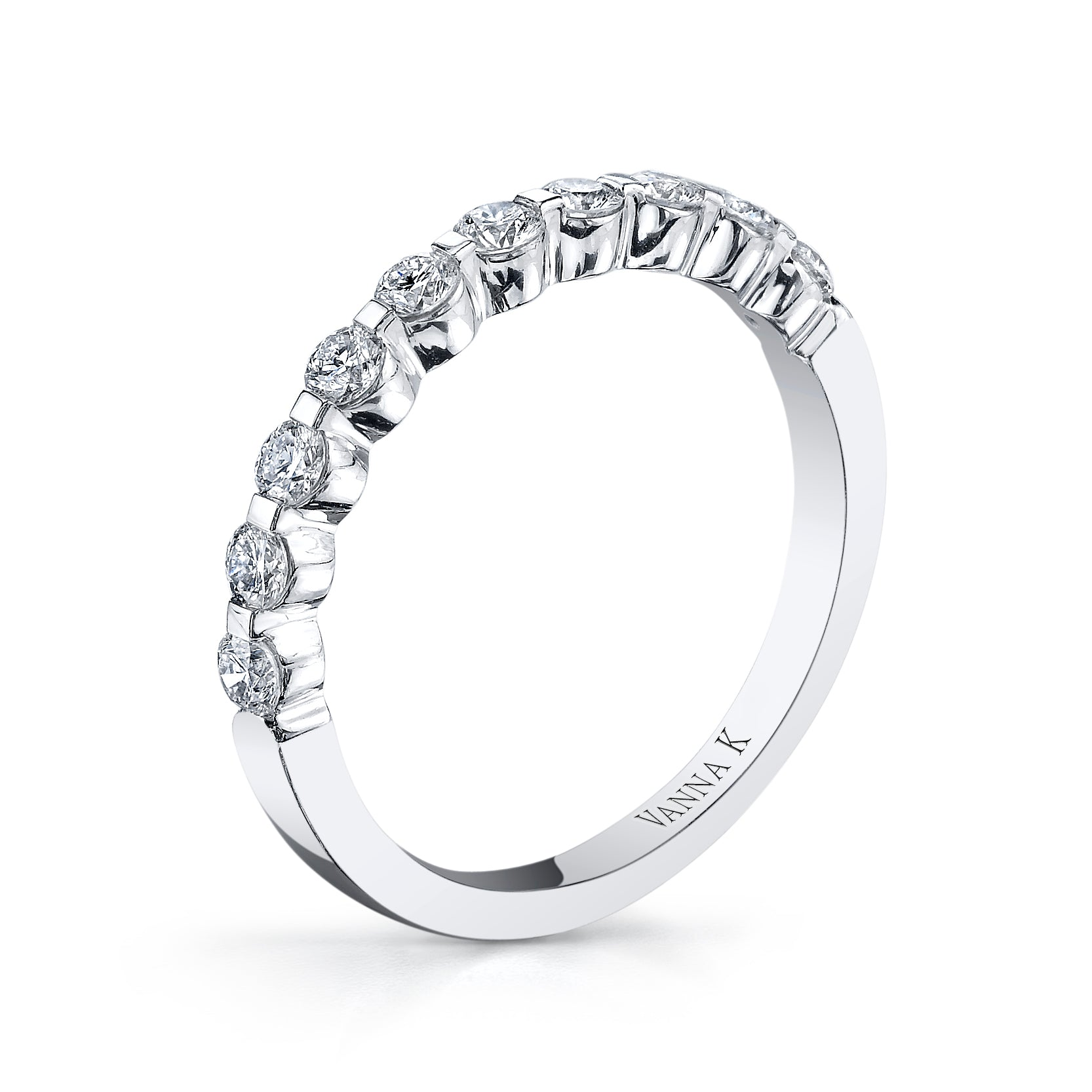 Kamara Diamond Bridal Ring Style 18BND4302B