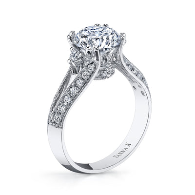 Kamara Diamond Bridal Ring Style 18M00095RCZ