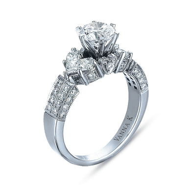 Kamara Diamond Bridal Ring Style 18RO2416DCZ