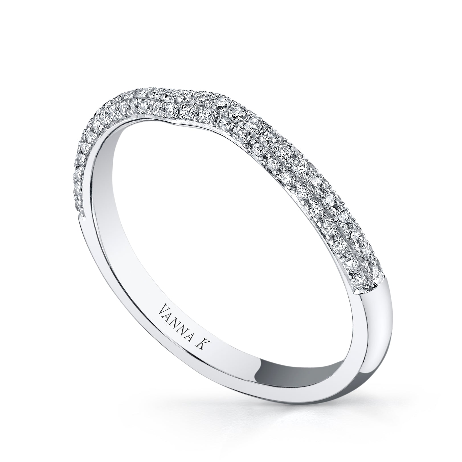 Kamara Diamond Bridal Ring Style 18BND5620