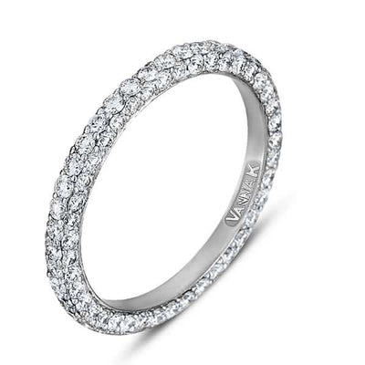Kamara Diamond Bridal Ring Style 18BND029