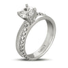 Kamara Diamond Bridal Ring Style 18R165DCZ SIDE