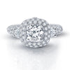 Kamara Diamond Bridal Ring Style 18RGL6541DCZ