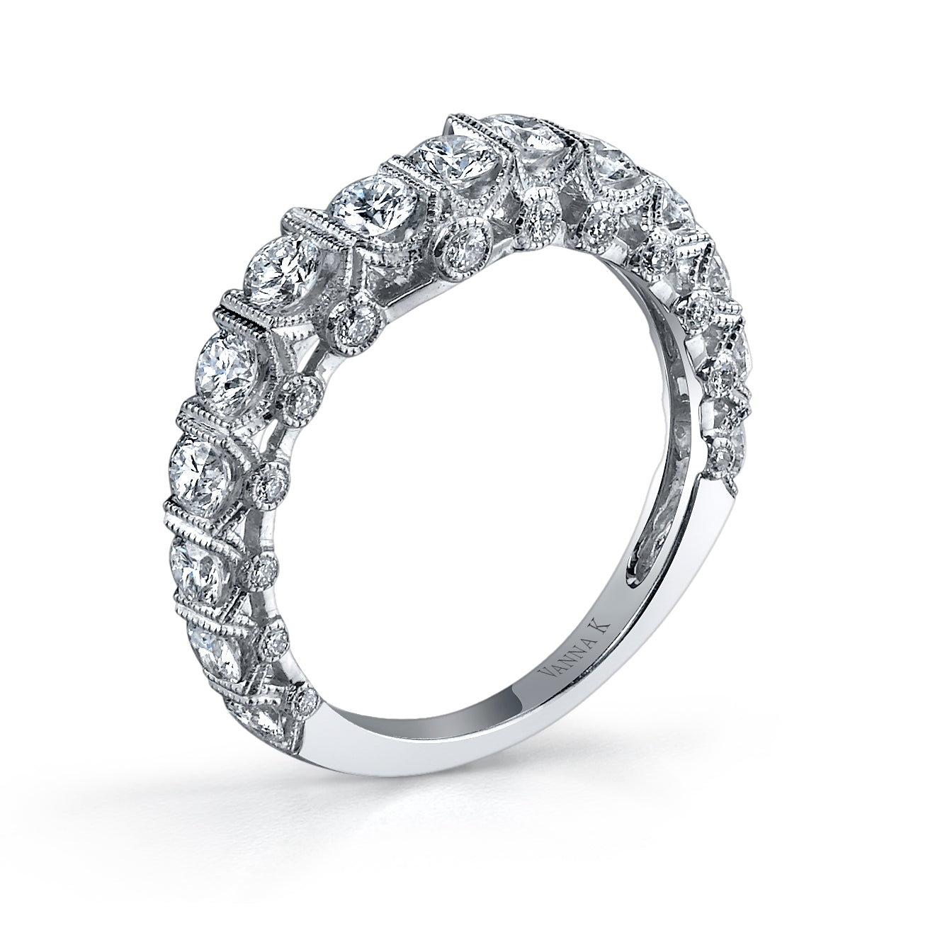 Kamara Diamond Bridal Ring Style 18BND00672