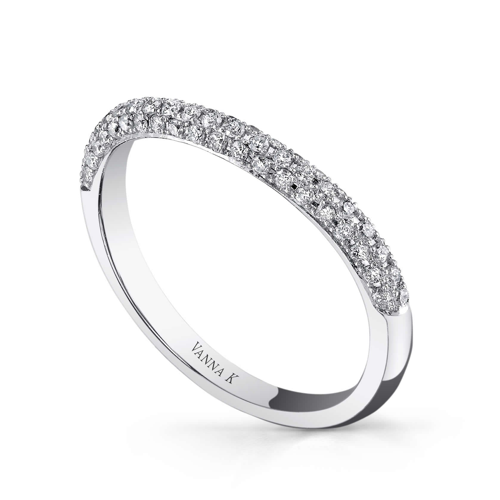 Kamara Diamond Bridal Ring Style 18BND5619