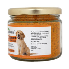 Load image into Gallery viewer, Lakadong Turmeric CurQmix for Dogs 130gm - Joint & Immune Supplement