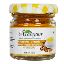 Load image into Gallery viewer, Lakadong Turmeric Mix with Black Pepper & Ginger - Immunity Booster