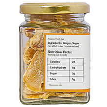 Load image into Gallery viewer, Soft Ginger Chews Candy from North East, 100g – Immunity Booster