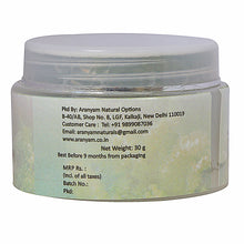 Load image into Gallery viewer, Natural Anti Wrinkle Spirulina Neem Face Pack, 30gm