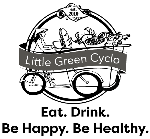 Little Green Cyclo Coffee