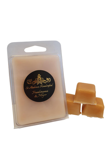 Frankincense & Myrrh Melt Bar - St Andrews Handcrafted