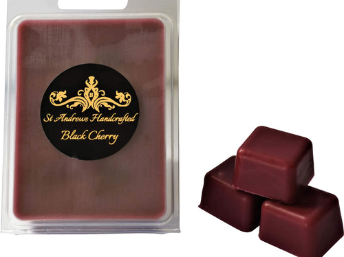 Black Cherry Melt Bar - St Andrews Handcrafted