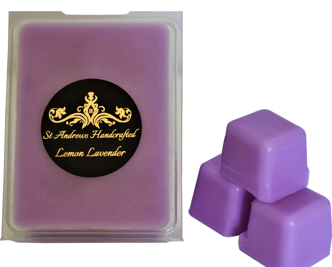 Lemon Lavender Melt Bar - St Andrews Handcrafted