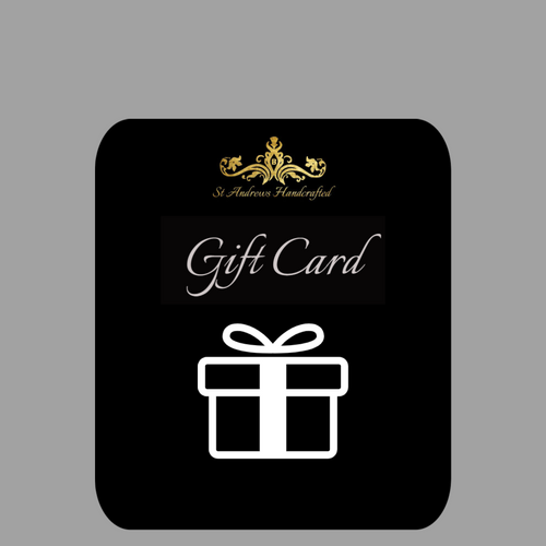 St Andrews Handcrafted Gift Card - St Andrews Handcrafted
