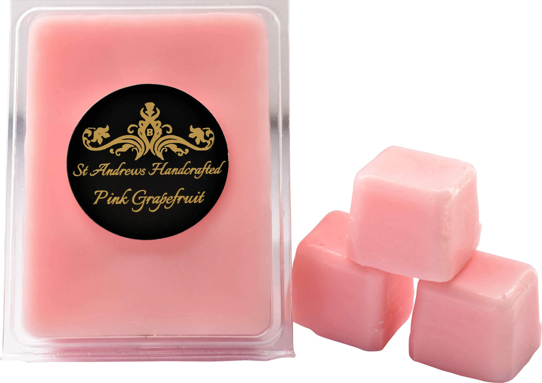 Pink Grapefruit Melt Bar - St Andrews Handcrafted
