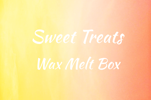 Sweet Treats Wax Box - St Andrews Handcrafted