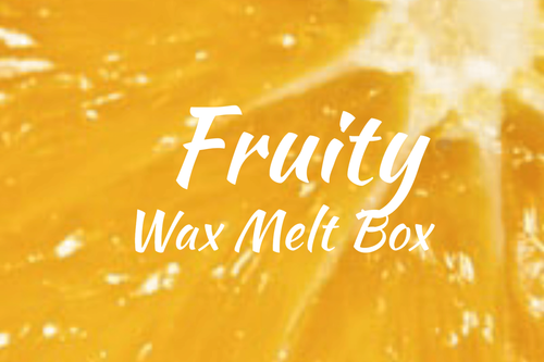 Fruity Wax Box - St Andrews Handcrafted