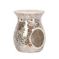 Gold and Silver Crackle Warmer - St Andrews Handcrafted
