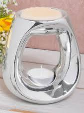 Tear Drop Silver Warmer - St Andrews Handcrafted