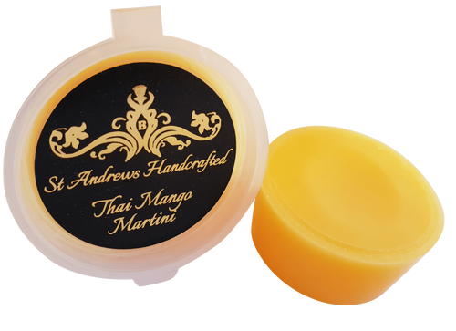 Thai Mango Martini Melt Pot - St Andrews Handcrafted