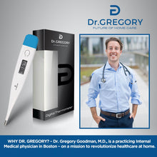 Load image into Gallery viewer, Dr. Gregory Oral Thermometer