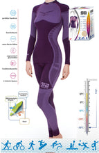Load image into Gallery viewer, Gatta Women Ultra Miyabi Leggings | Sportswear Skiunterwäsche