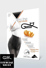 Lade das Bild in den Galerie-Viewer, Gatta BYE CELLULITE Strumpfhose | 20DEN | - GATTA FASHION