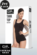 Load image into Gallery viewer, Gatta Damen Tank Top Shirt | 2er Pack | Microfaser - GATTA FASHION