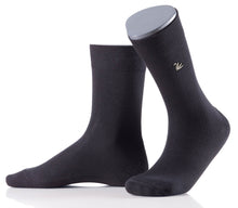 Lade das Bild in den Galerie-Viewer, Perfect Men | 3er Pack | Herren Socken mit Stickerei
