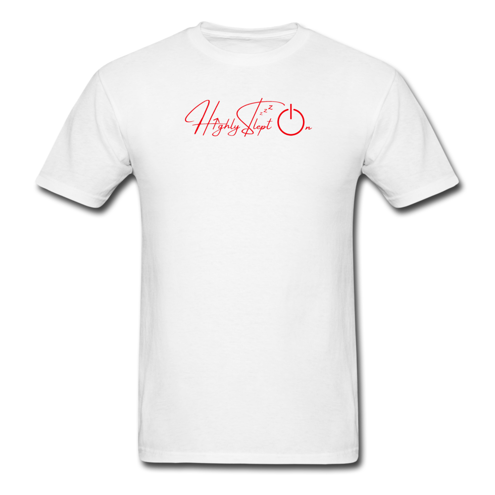 Unisex Design Red - white